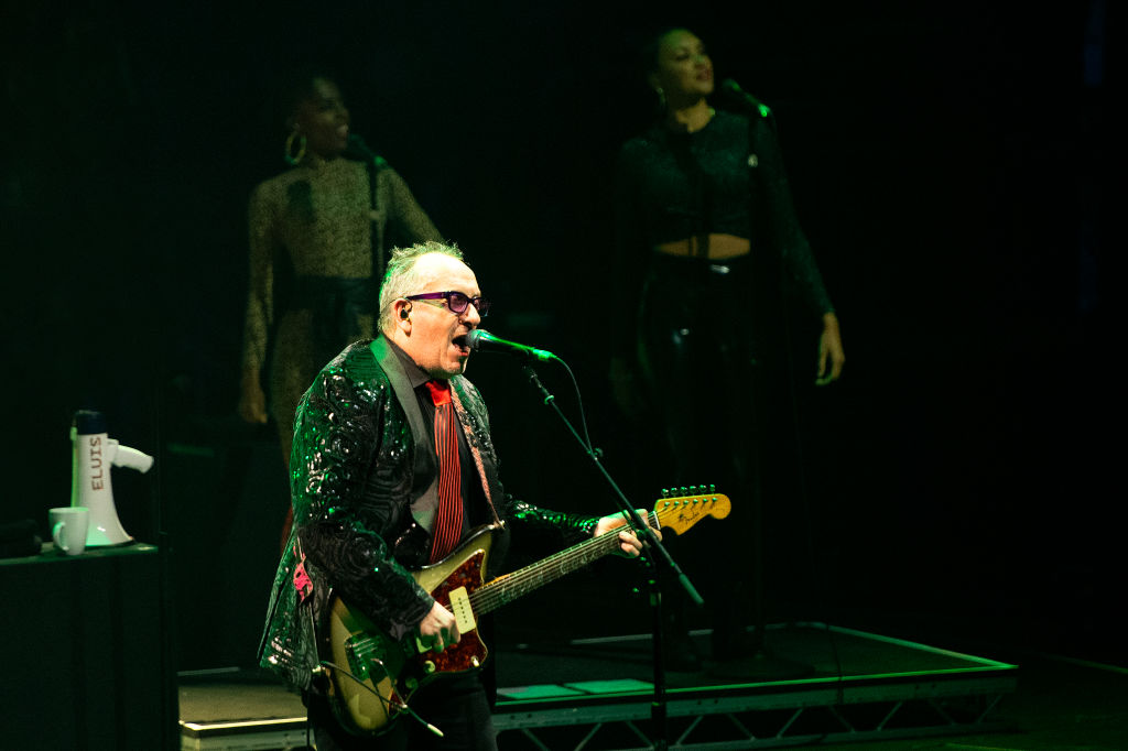Elvis Costello's Country Music Album Received Mixed Reviews