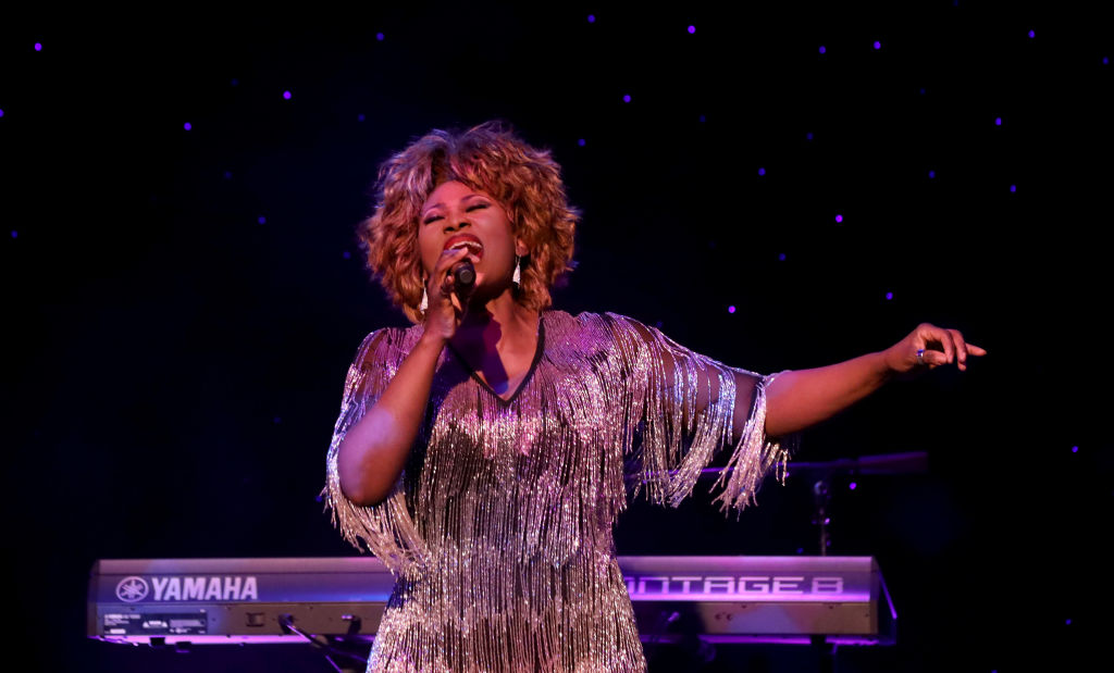 Tina Turner Turned The Country On Early In Her Career