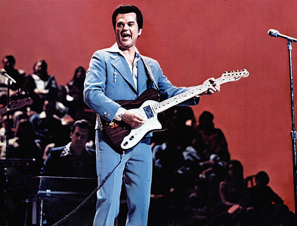 Country Icon Conway Twitty Started Out Writing Pop And Rock Music