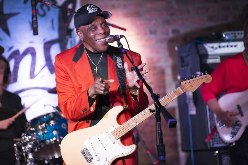 Buddy Guy Influenced Many People