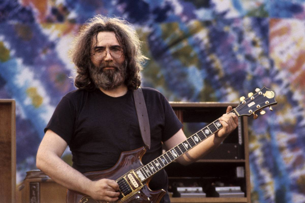 Jerry Garcia Was All About Improv
