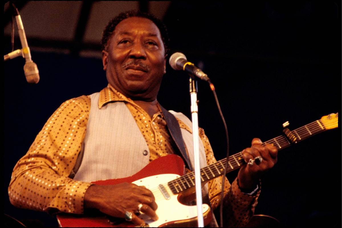 Muddy Waters Was The Father Of Modern Chicago Blues