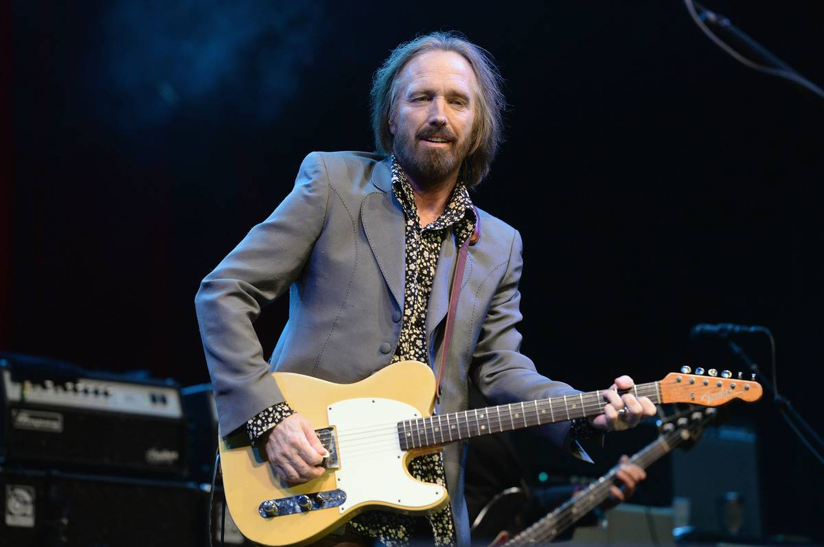 Tom Petty Is One Of The Highest-Selling Artists Of All Time