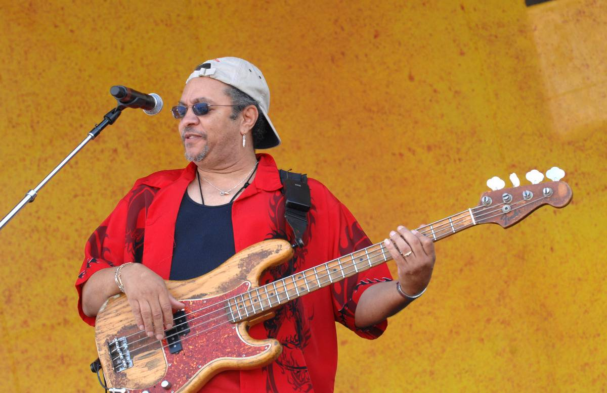 38th Annual New Orleans Jazz & Heritage Festival Presented by Shell - George Porter Jr. and Runnin' Pardners