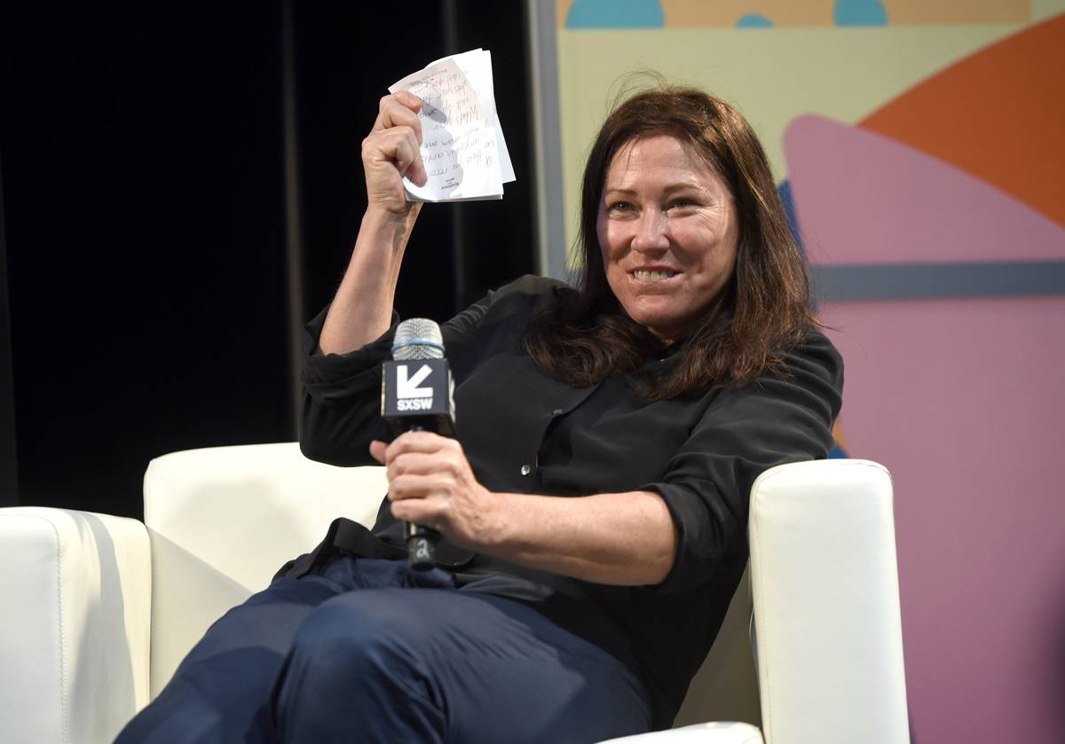 A Conversation with Kim Deal & Steve Albini - 2018 SXSW Conference and Festivals