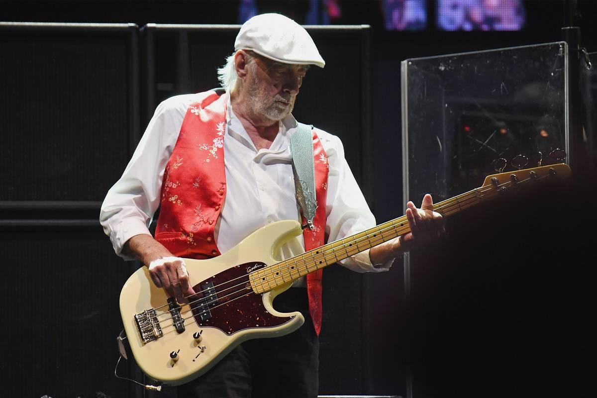 Fleetwood Mac In Concert - New York, NY