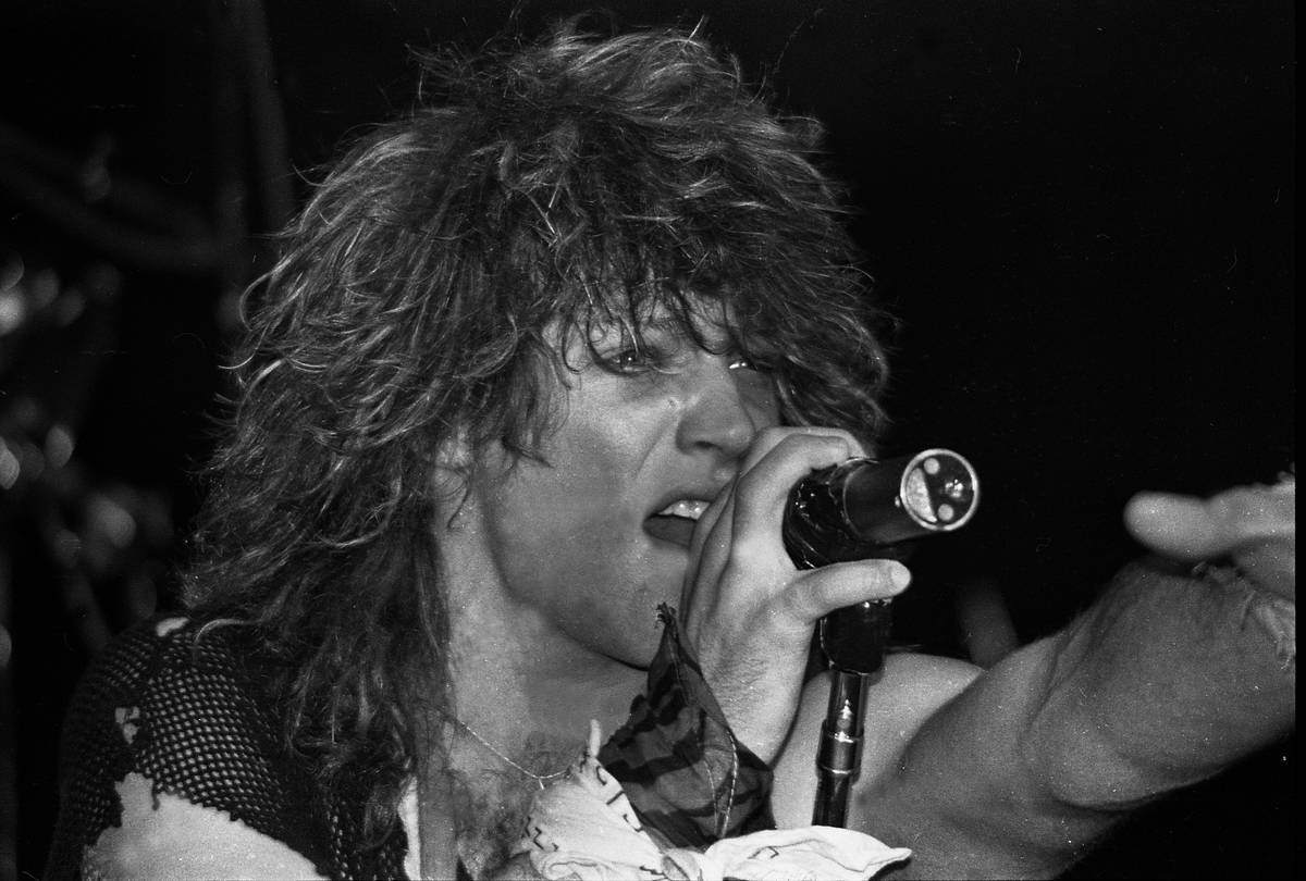 Bill Tompkins Bon Jovi Archive