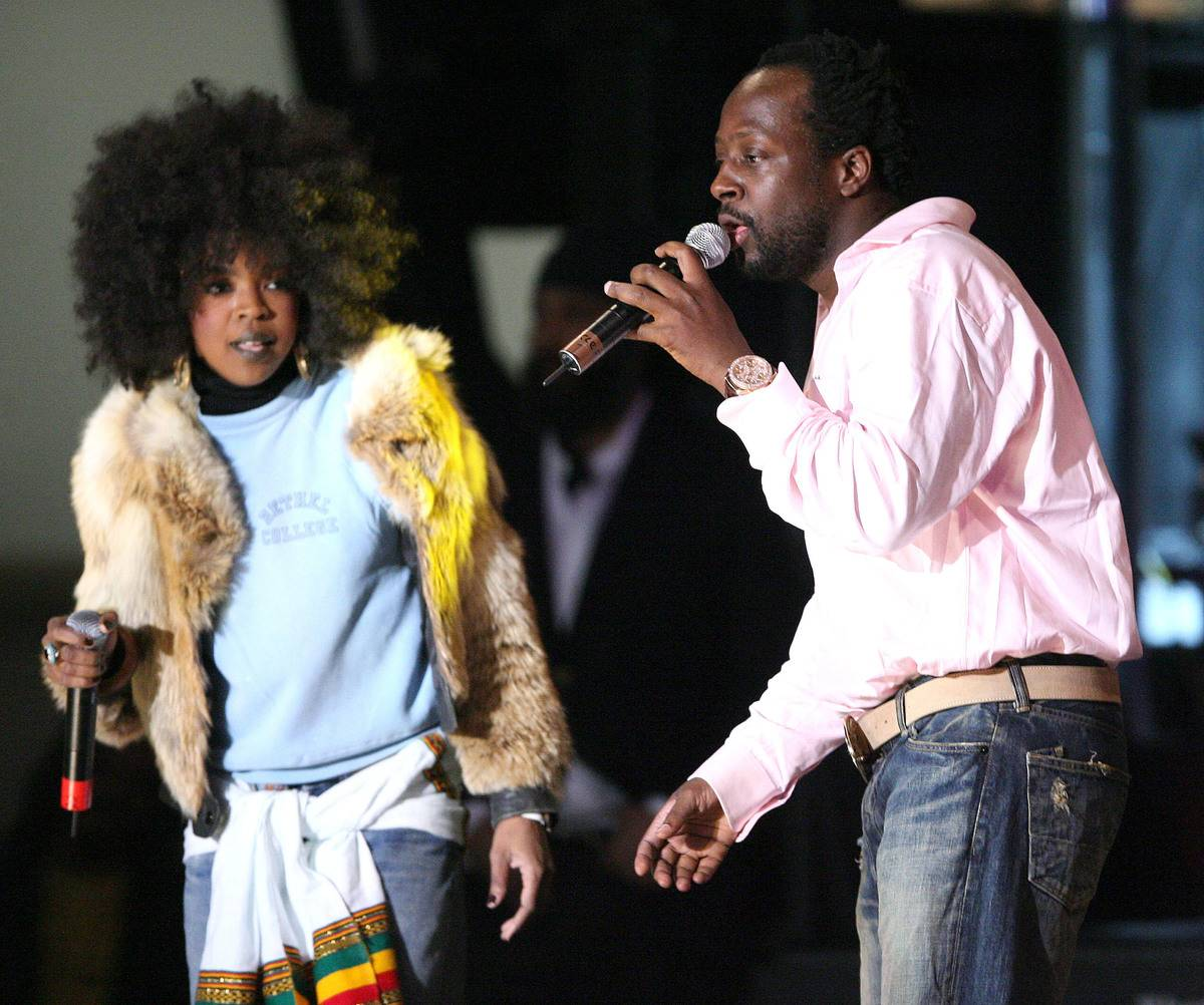 Rolling StoneVerizon Wireless Pre-GRAMMY Concert with The Fugees