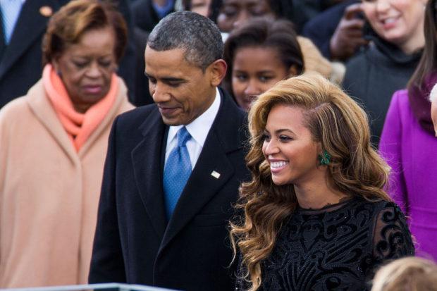 obama beyonce inauguration 2013