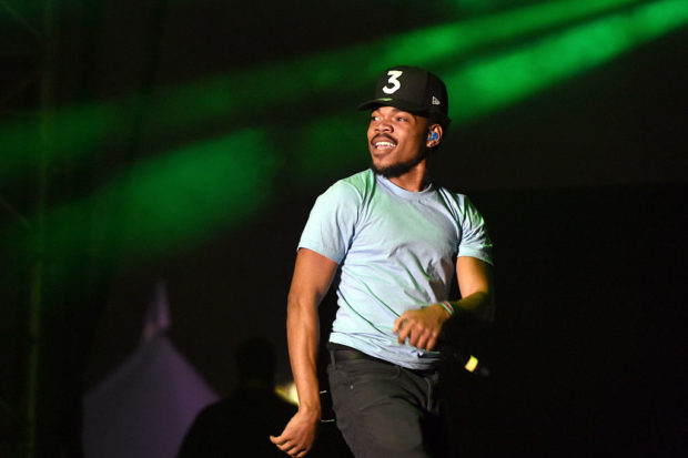 chance the rapper 2016 live