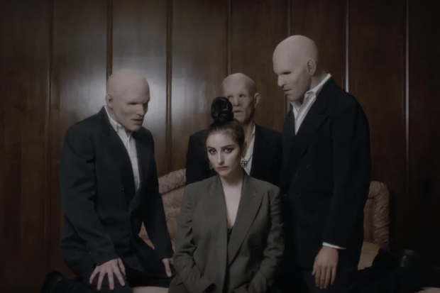 BANKS' Unsettling 'Trainwreck' Video