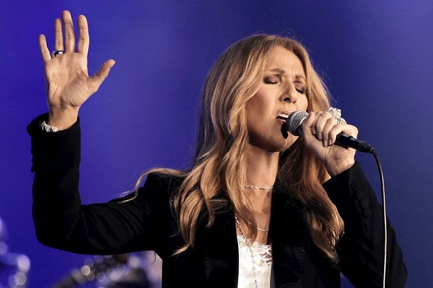 "Céline Dion Covers Sia's ""My Love"""