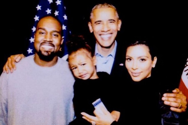 North West Meets Obama