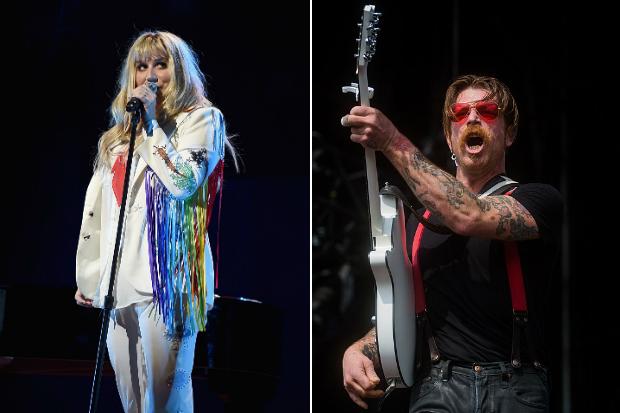 Kesha Is Working With Eagles Of Death Metal