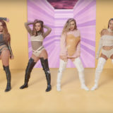 Little Mix's Sexy 'Touch' Video