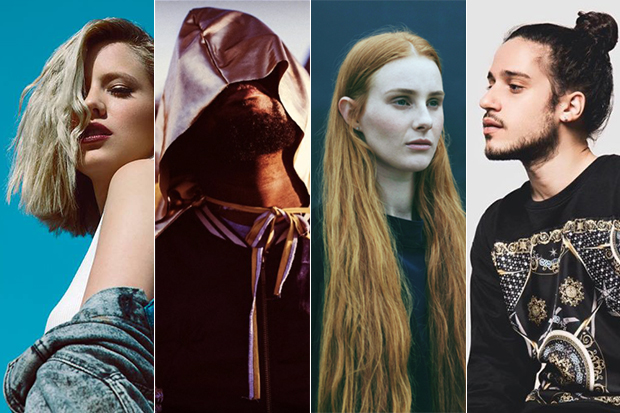 On The Verge: 25 Artists To Watch In 2017