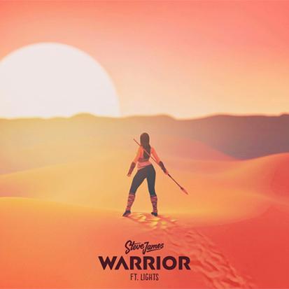 Lights & Steve James' 'Warrior'