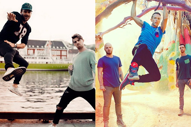 The Chainsmokers & Coldplay's Collab