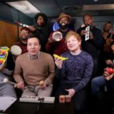"""""""Shape of You"""" With Toy Instruments"""