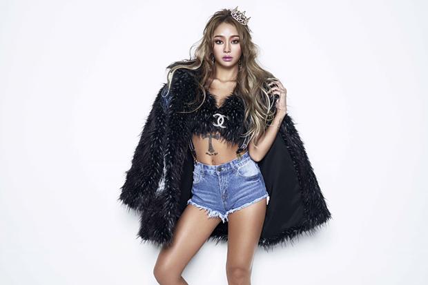 K-Pop Diva Hyolyn Signs To Spinnin' Records