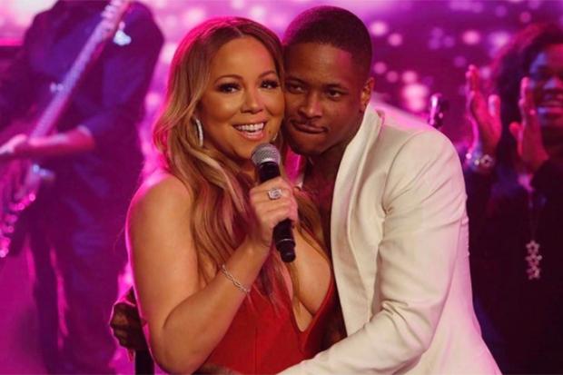 "Mariah's ""I Don't"" Live"