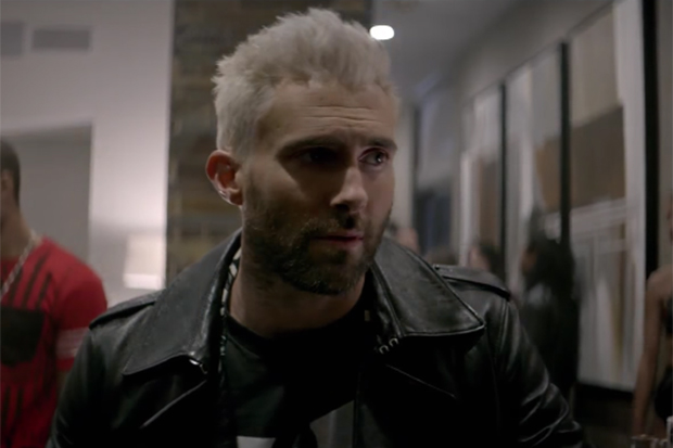 "Maroon 5's ""Cold"" Video"