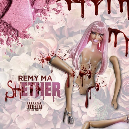 "Remy Ma Ends Nicki Minaj With ""Shether"""