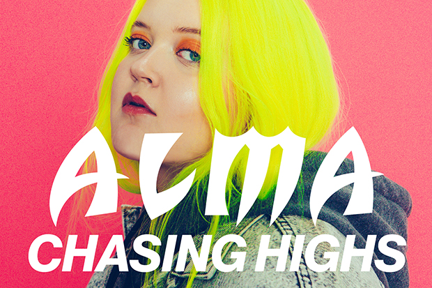 "ALMA's Brilliant ""Chasing Highs"""