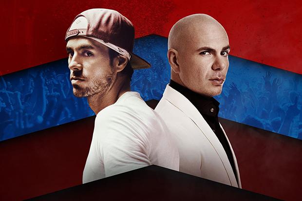 Enrique & Pitbull's Joint Summer Tour