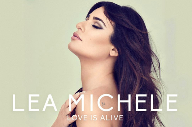 Lea Michele's 'Love Is Alive'