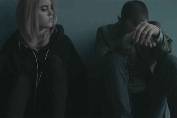 Linkin Park & Kiiara's 'Heavy' Video