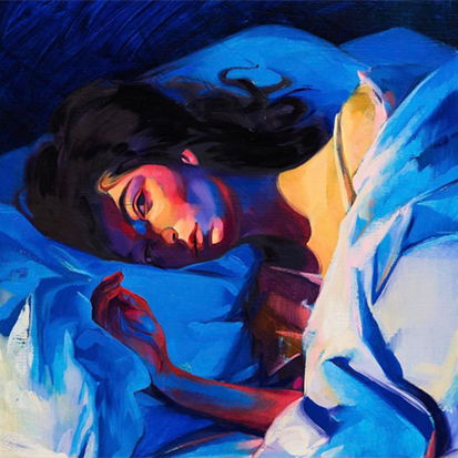 Lorde Reveals The Cover Of 'Melodrama'