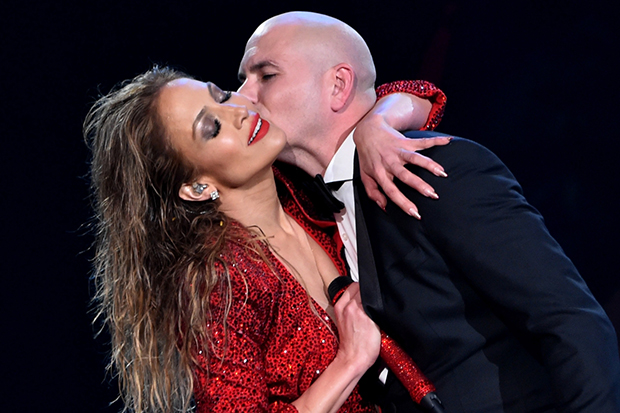 "Pitbull & Jennifer Lopez Reunite On ""Sexy Body"""