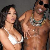 Tinashe Grabs Travis Scott's Crotch