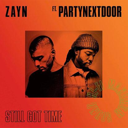 """Zayn's """"Still Got Time"""""""
