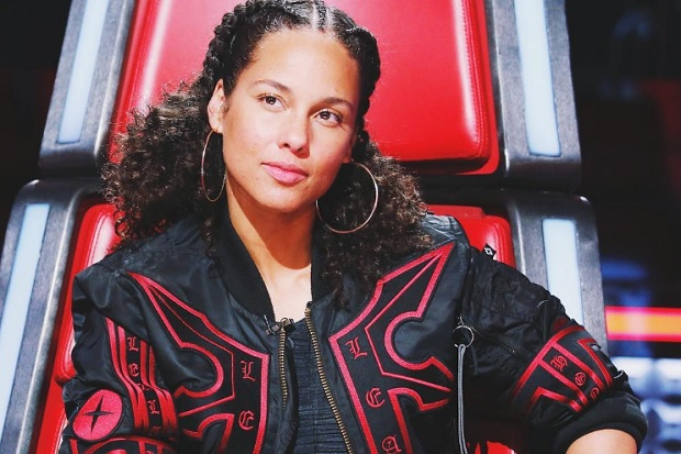 Alicia Keys Leaves 'The Voice'