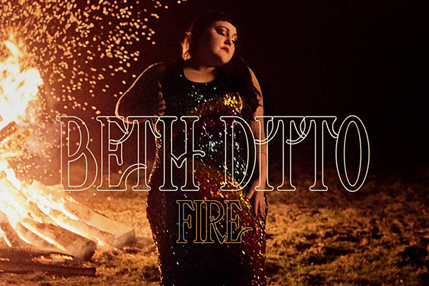 "Beth Ditto Returns With New Single ""Fire"""