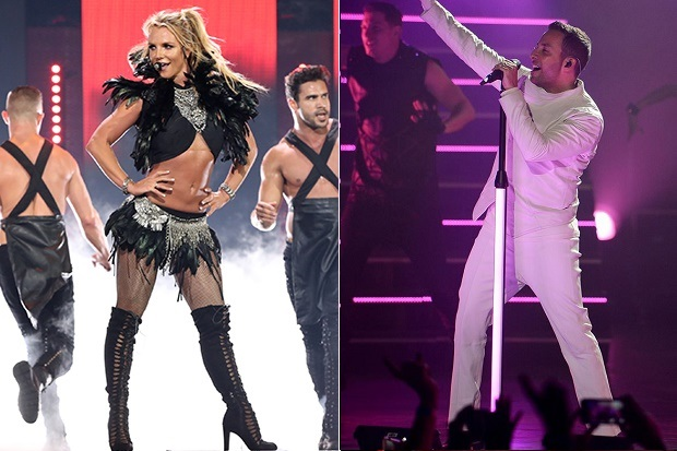Britney Spears Is Larger Than Life