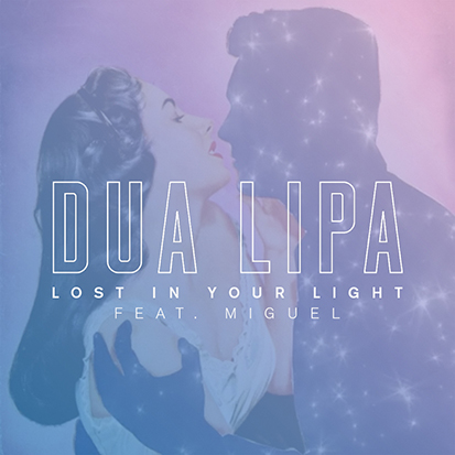 Dua Lipa & Miguel's 'Lost In Your Light'