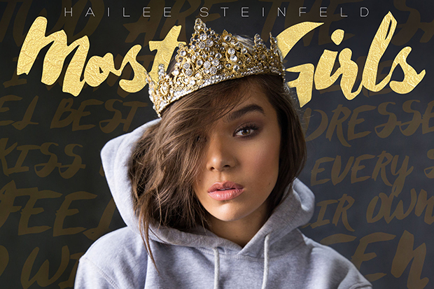 "Hailee Steinfeld Drops ""Most Girls"""
