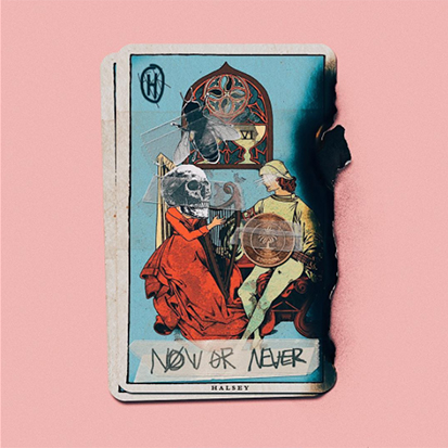 "Halsey Announces ""Now Or Never"""