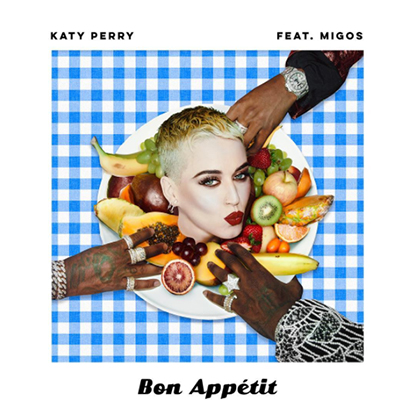 "Katy Perry's Surreal ""Bon Appetit"" Cover"