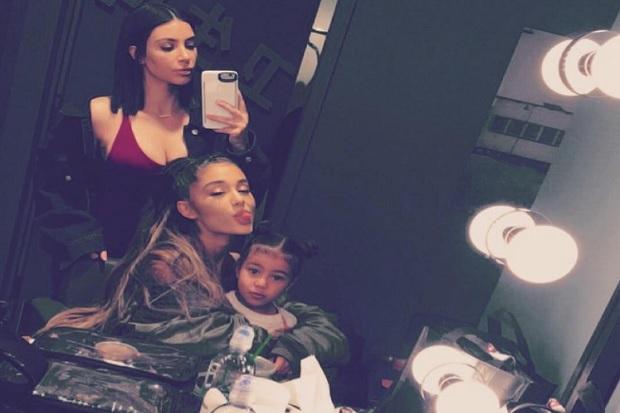 Kim, Northie & Ariana