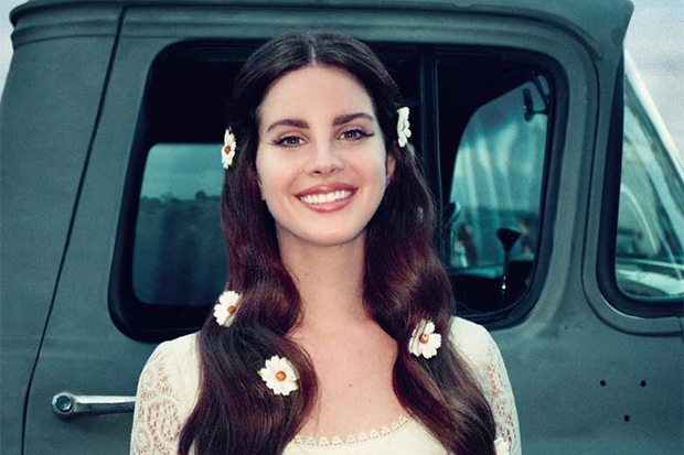 Lana Del Rey Lands Second #1 Album