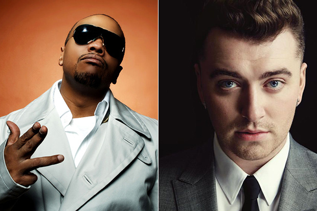 Sam Smith Hit The Studio With Timbaland