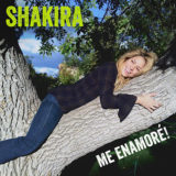 "Shakira Rolls Out ""Me Enamoré"""