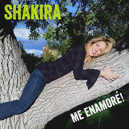 Shakira Rolls Out 'Me Enamoré'