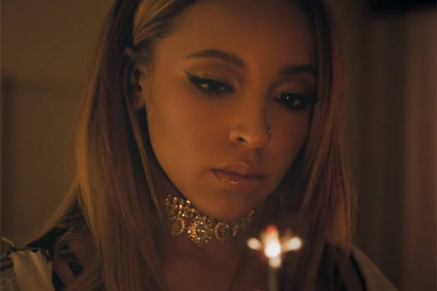 Tinashe's 'Flame' Video