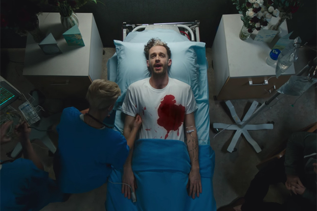 Wrabel's 'Bloodstain' Video
