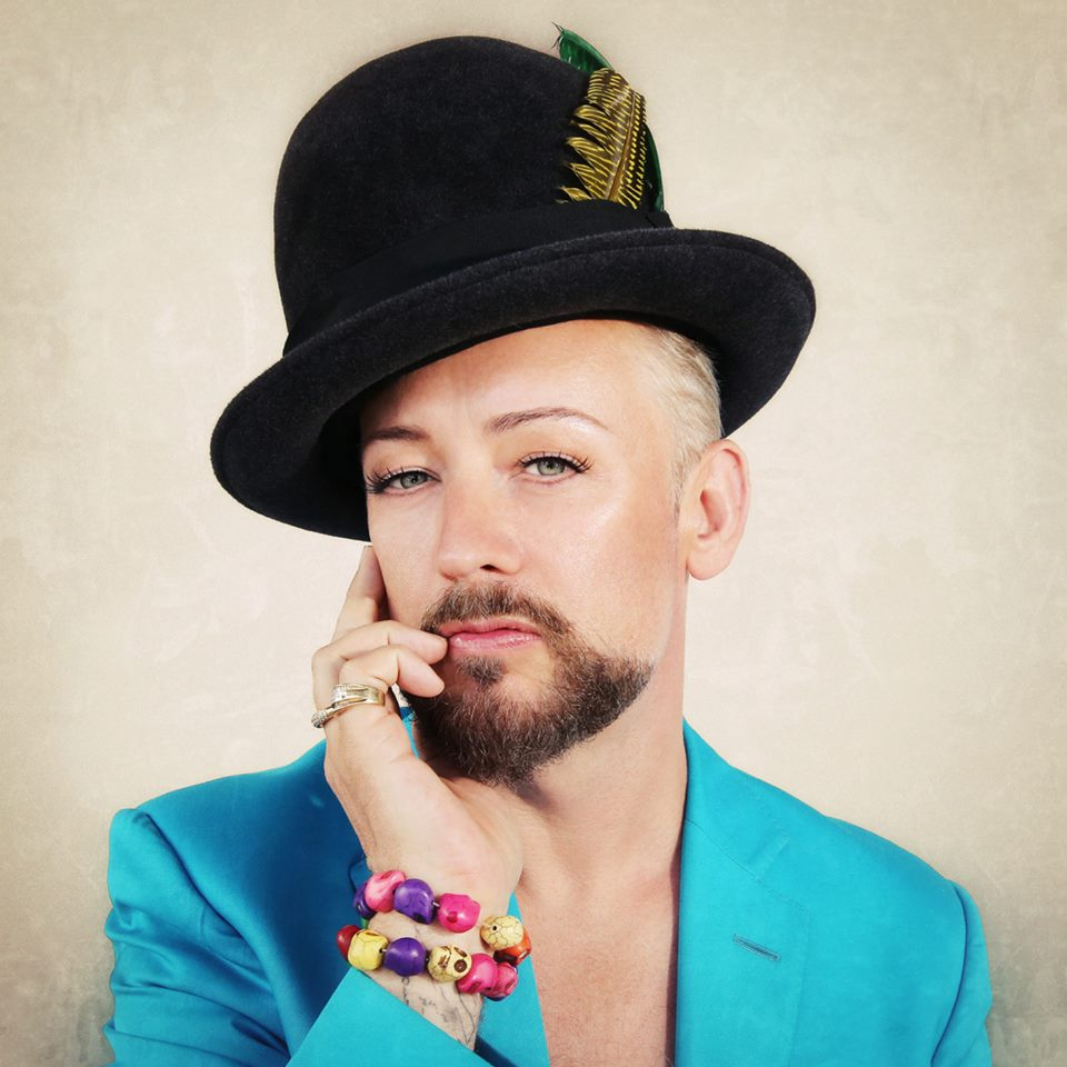 Boy George's Legal Woes Cause U.S. to Say No